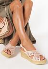 Różowe Sandały Betty
