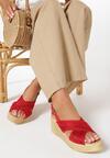 Czerwone Sandały Betty
