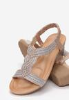 Szampańskie Sandały Euphemeia