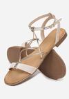 Beżowe Sandały Jenyrial