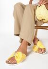 Żółte Klapki Mayaly