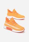Pomarańczowe Buty Sportowe Palareanes