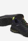 Granatowo-Zielone Buty Sportowe Arridenah