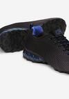 Czarno-Niebieskie Buty Sportowe Aqiavia