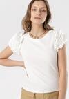 Biała Bluzka Nysalise