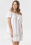 Biała Sukienka Alta