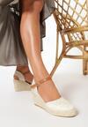 Beżowe Sandały Perisine