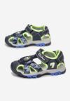 Niebieskie Sandały Physasis