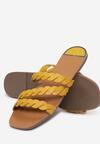 Żółte Klapki Dalileh