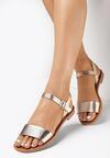 Szampańskie Sandały Halilis
