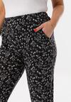 Czarne Spodnie Aebel