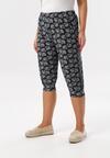 Granatowe Spodnie Aebel