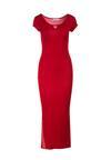 Czerwona Sukienka Philane