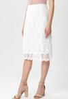 Biała Spódnica Daphilira