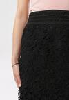Czarna Spódnica Daphilira