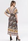 Beżowa Sukienka Rainei
