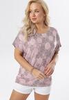 Różowa Bluzka Murilyn