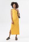 Żółta Sukienka Sahaqiel