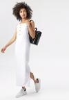 Biała Sukienka Sahaqiel