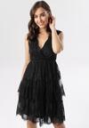 Czarna Sukienka Calyleora