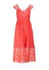 Łososiowa Sukienka Talodenah