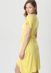 Żółta Sukienka Callithera