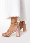 Szampańskie Sandały Kalliseis