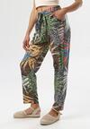 Ciemnobeżowe Spodnie Arirena