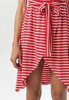 Czerwona Sukienka Adrienia