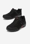 Czarne Buty Sportowe Capelli