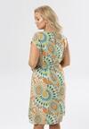Jasnozielona Sukienka Larisa