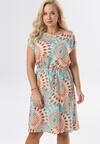 Jasnoróżowa Sukienka Larisa