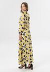 Żółta Sukienka Doryrianne