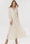Kremowa Sukienka Doryrianne