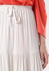 Kremowa Spódnica Arieshell