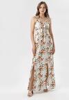 Biała Sukienka Vivivianna