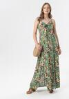 Zielona Sukienka Vivivianna
