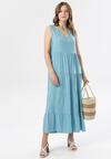 Jasnoniebieska Sukienka Doreasana