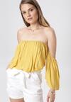 Żółta Bluzka Jenieney