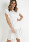 Biała Sukienka Sireirin