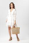 Biała Sukienka Nautishell