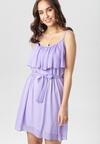 Fioletowa Sukienka Dorysa