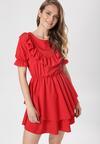 Czerwona Sukienka Astereisis