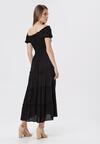 Czarna Sukienka Ciririla