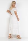 Biała Sukienka Ciririla