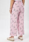 Różowe Spodnie Adrialea