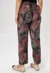 Granatowe Spodnie Borthusa