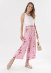 Różowe Spodnie Echorise