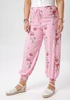 Różowe Spodnie Nerilaira