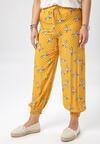 Żółte Spodnie Cherishi